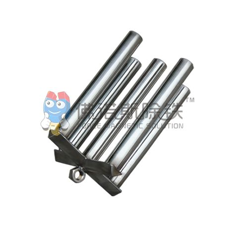 Extruder Magnet Magnetic Grate Tube Stainless Steel Tubing Magnets Water Treatment