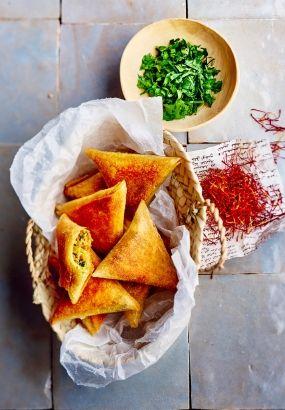 Chausson A La Viande Hachee Recette Avec Images Briouates Recette Alimentation