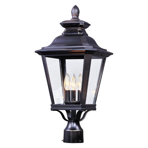 Maxim Lighting Knoxville Outdoor Pole