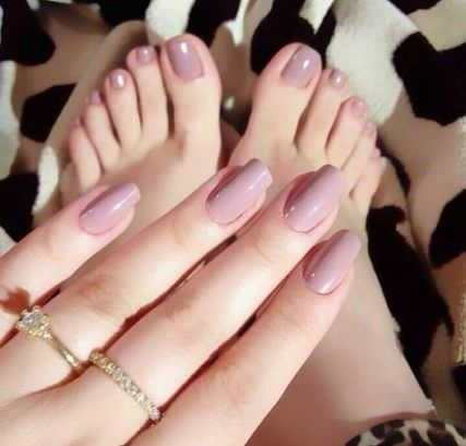 42 ideas for nails fall toenails toe