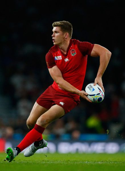 Owen Andrew Farrell (born 24 September is an English professional rugby union player, currently playing for Aviva Premiership side Saracens.
