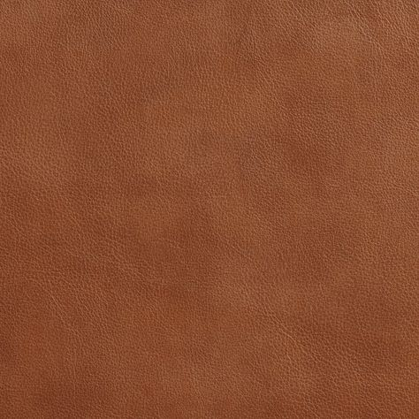 Pecan Beige and Brown Distressed Leather Hide Grain Vinyl Upholstery Fabric