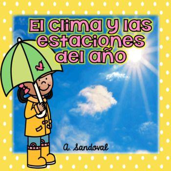 Weather Unit in Spanish El clima
