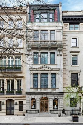 10 E 76th St New York Ny 10021 Mls 5428243 Zillow Townhouse Exterior New York Townhouse Townhouse