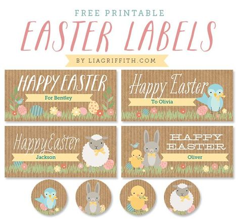 Bunny lip balm gifts for easter printable tags free printable bunny lip balm gifts for easter printable tags free printable easter and egg negle Images