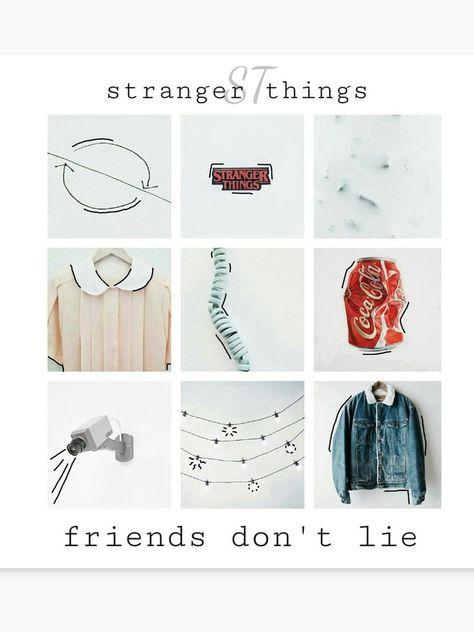 Stranger Things (Aesthetic)