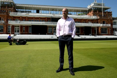 Cricket legend Andrew Strauss: 5 tips to boost your business performance