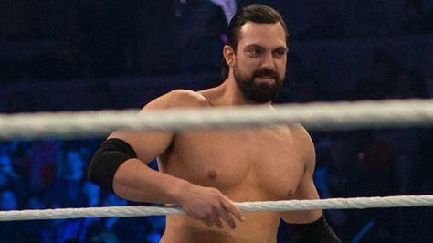 #066 Damien Sandow Slam Attax superestrellas