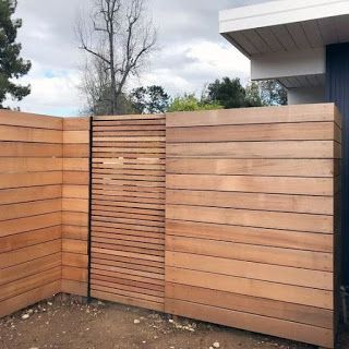 65 Elegant Wooden Gate Design Ideas Viewed From Outside Ara