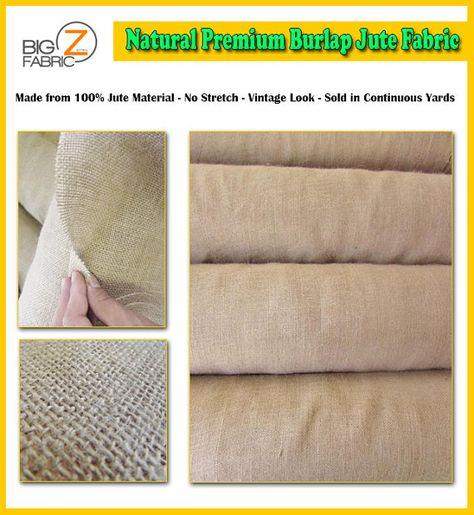 Natural Burlap Fabric Roll 100 Yards 40 Width Hessian Fabric Craft Sack Wreath Hammock Table Runner Decorations Jute Burlap Fabric Hessian Fabric Burlap