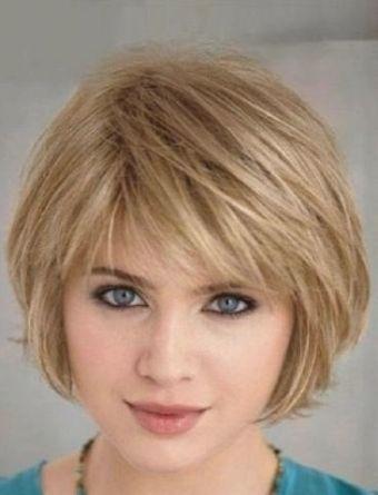 Frisuren fur kurze haare und rundes gesicht