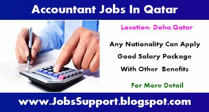 Accountant Jobs Qatar Accounting Vacancies In Doha Qatar A Reputed Airline Seeks To Recruit Proactive And Smart Accountant A Accounting Jobs Job Accounting