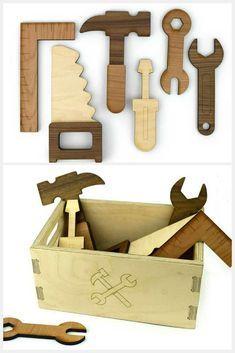deguisement jouet en bois