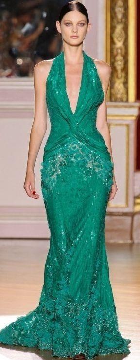 فساتين سهرة للمصمم اللبناني زهير مراد Sally Abdelaziz Beautiful Maxi Dresses Zuhair Murad Dresses Couture Gowns