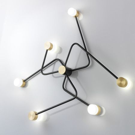 A R Store Constellation Wall Light Product Detail Boca Do Lobo