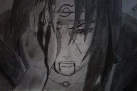 Amaterasu From Itachi Right Eye Anime That I Ve Seen