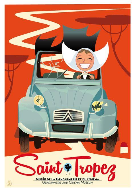 Monsieur Z - French Illustrator                                                                                                                                                                                 Plus