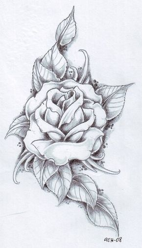 40 Lovely Rose Tattoos And Designs And Ideas For Men And Women Black Rose Tattoos White Rose Tattoos Rose Tattoo Design