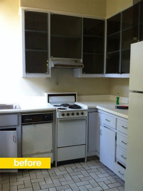 List Of Pinterest Before After Home Renovation Kitchen Makeovers