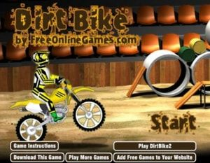 Play Dirt Bike Unblocked Game Online For Free Bikes Games Dirt