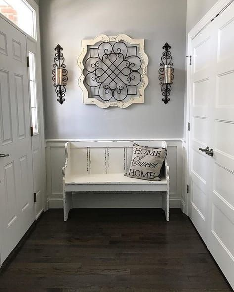 Fabulous White Bench Beautiful Home Decor In 2019 Kirkland Home Gmtry Best Dining Table And Chair Ideas Images Gmtryco