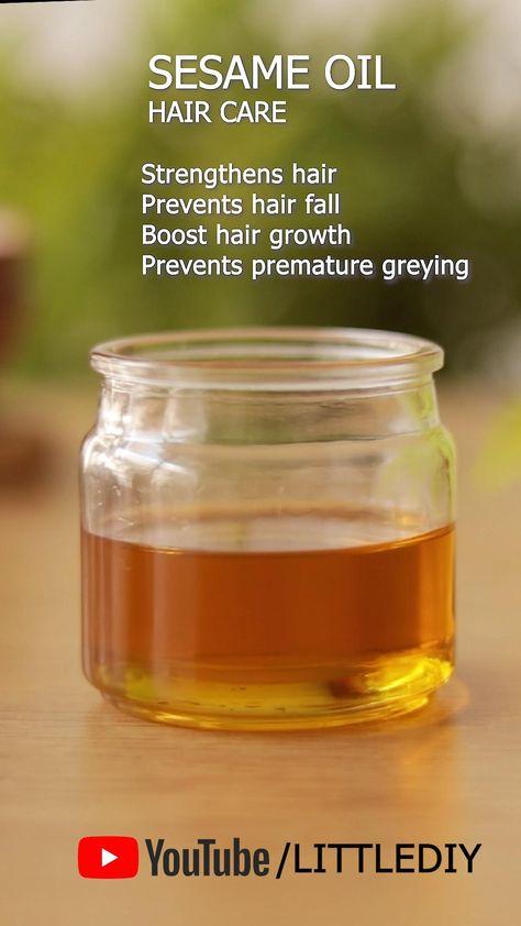 SESAME HAIR GROWTH OIL