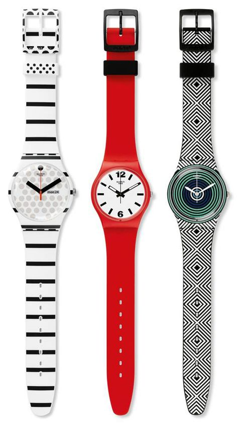 LOOKBOOK : Swatch SS14   Breaking news