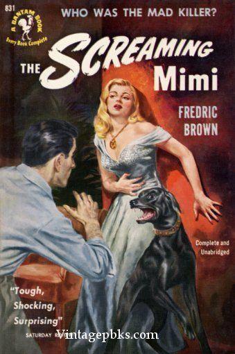The Screaming Mimi-Bantam 1533