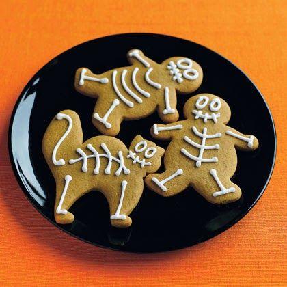 Gingerdead Cookies #creepmas