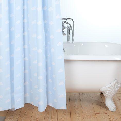Clouds Shower Curtain Zara Home United States Of America Curtains Zara Zara Home Curtains