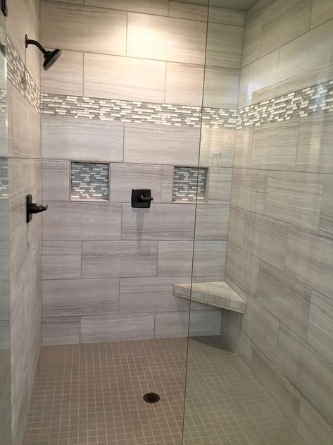 20+ Best Bathroom Tile Patterns Ideas (With Guide How to Place It