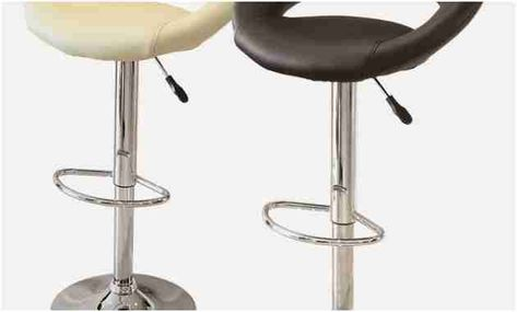 Chaise Bar Gifi Simple Tabouret De Bar Industriel