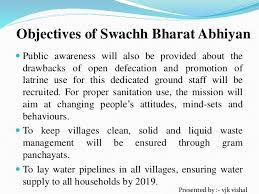 proper sanitation essay