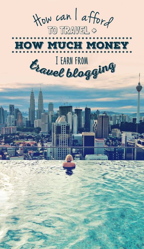 How can you live a life of travel and earn money while traveling?