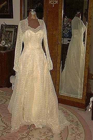 blue wedding gowns for an irish wedding | ... wedding decorations ...