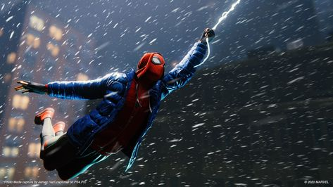 19 Insomniac Games Insomniacgames Tvitter Miles Morales Spiderman Miles Morales Spiderman