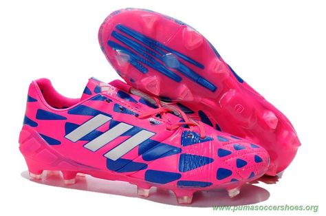 ADIDAS Nitrocharge de PINK/ Nitrocharge BLUE FG | Calzado de fútbol para hombre | b940db5 - colja.host