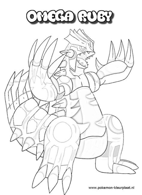 Kleurplaten Pokemon Zekrom.Pokemon Coloring And Color Nicely This Palkia Coloring Page From