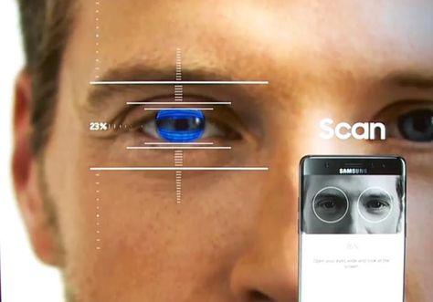 What do you think of Samsung's Galaxy Note 7 iris scanner?