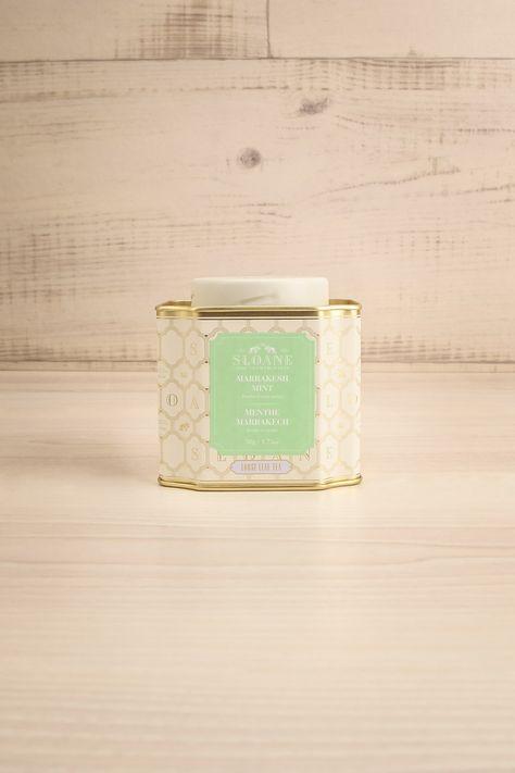 Caddy Marrakesh Mint | Loose Leaf Tea