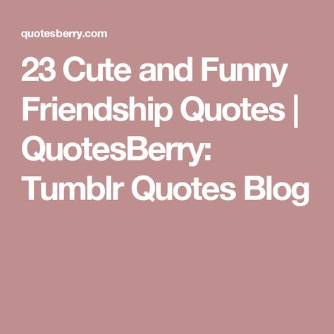 Best Friendship Quotes Tumblr Español Gallery - Valentine Ideas ...