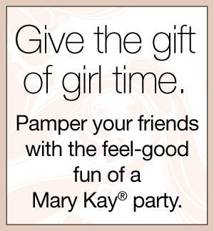 Mary Kay Party! www.marykay.com/twjones04 Ask me how to get $50 in products for FREE!!