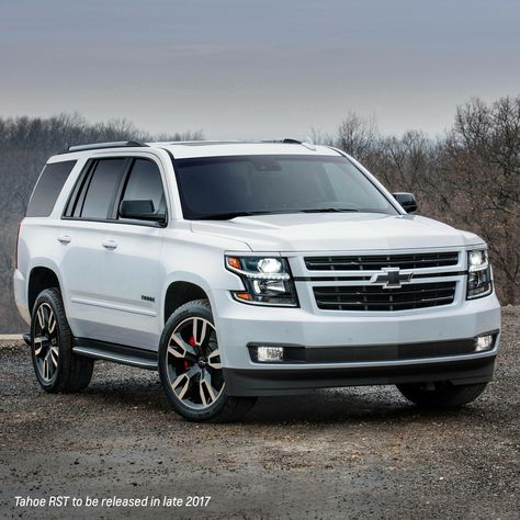 2018 Chevy Tahoe Rst Price Chevrolet Tahoe Chevy Tahoe Chevy