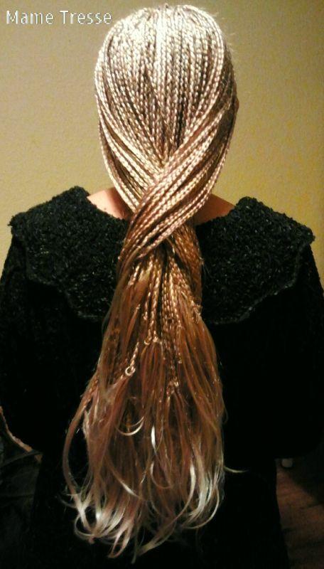 Tresses Meche Blonde Meches Blondes Modele Coiffure Idees De Coiffures