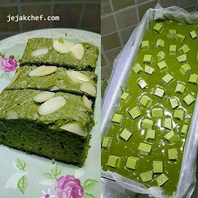 Brownies Matcha Resep Cemilan Kekinian Mudah Sederhana Terbaru Dan Wajib Coba Resep Kue Dan Masakan Cemilan Resep Makanan
