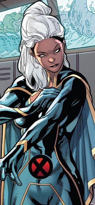 Storm From Uncanny X Men Vol 5 2 Art By R B Silva Storm Marvel Storm Comic Superhero Comic