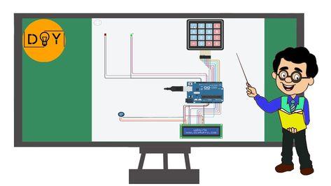 كيفية عمل نظام أمني أردوينو بستعمال لوحة المفاتح و شاشة العرض In 2020 Character Family Guy Fictional Characters