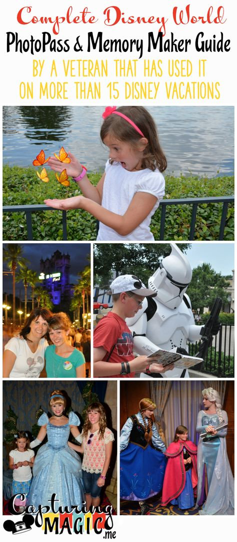 Your complete guide to PhotoPass and Memory Maker at Disney World from someone who on over 15 vacations.The what, how, and Is it worth it
