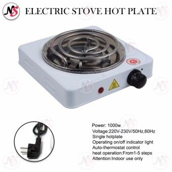 Special Prices Portable Electric Stove Single Burner 1000w Hot Plate Jx1010b White Item Is Really Good Portable Electri Electric Stove Single Burner Hot Plate