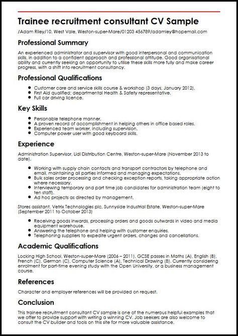 Curriculum Vitae Y Solicitud De Empleo Modelos De Curriculum